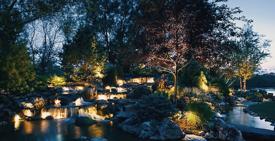 Landscape Lighting Bellevue, WA